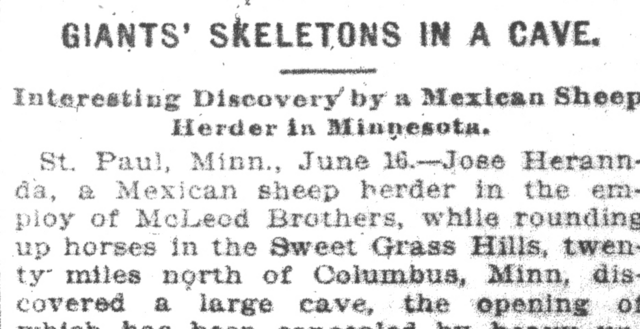 File:Newspaper -Giants' Skeletons In Cave.png