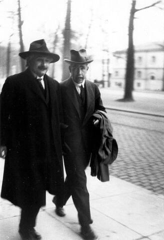 File:Einstein +Bhor.jpg