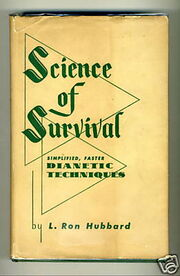 Science of Survival 1st edition cover