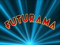 Futurama-title screen