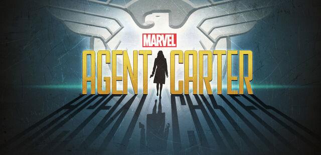 File:Agent Carter Official Logo.jpg