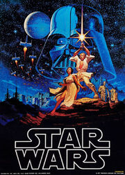 Starwarsposter