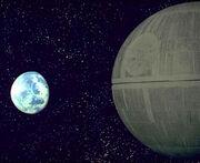 Deathstar and Alderann