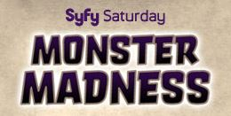 Saturday Monster Madness Logo