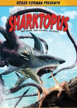 Sharktopus DVD