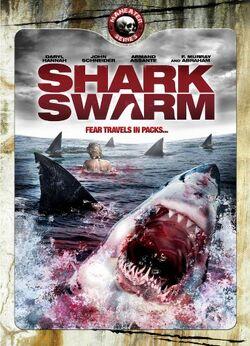 Shark Swarm DVD