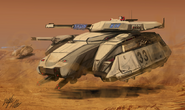 TSU HEavy Hover Tank Tests on...
