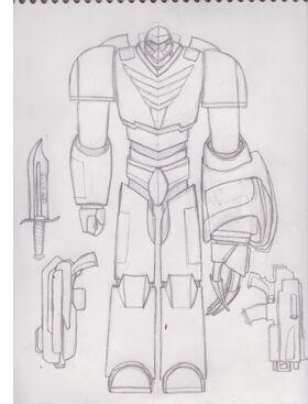 Duke-Type Armor