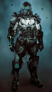 ALteran Armor 2