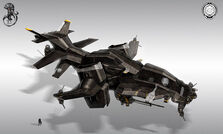 Nocturnean Atmospheric Gunboat