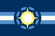 Flag of the UBM