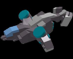 Valkrie Dropship-Gunship