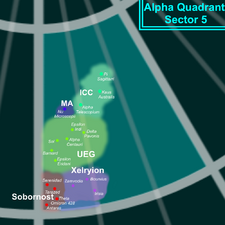 Alpha 5 Map