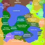 Dzajhema Climate Map