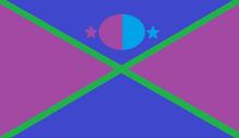 New xelryion flag