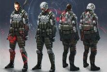 Proxy soldier rogue sheet by digitalinkrod-d4ynu6f