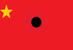 Angry Ballish Flag