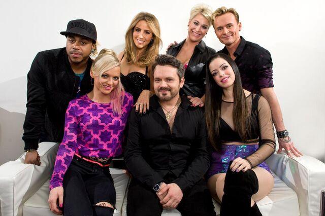 File:S Club 7 Reunion 2014.jpg