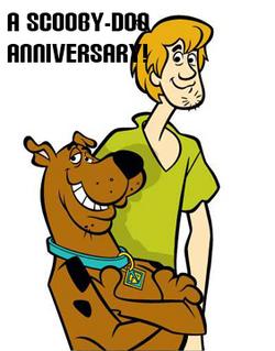A Scooby-Doo Anniversary!
