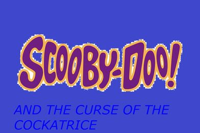 Scooby-Doo and the Curse of the Cockatrice logo