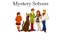 Mystery Solvers