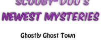 Ghostly Ghost Town