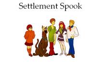 Settlement Spook