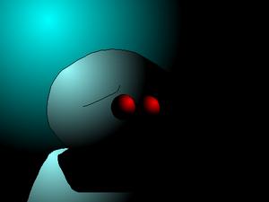The Sad Specter