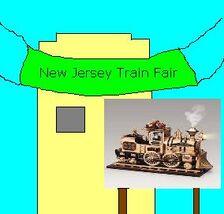 New Jersey Train Fair