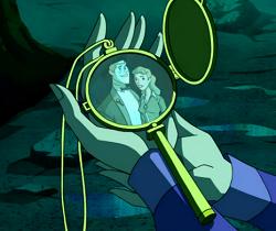 Daphne locket
