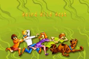 Weird, Wild West title card (GBA)