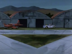 Airport (The Ghost of the Red Baron)