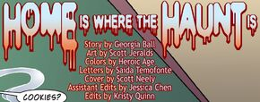 Home Is Where the Haunt Is title card