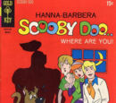 Scooby Doo... Where Are You! issue 1 (Gold Key Comics)