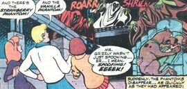 Gang meet Technicolor Phantoms (MC)