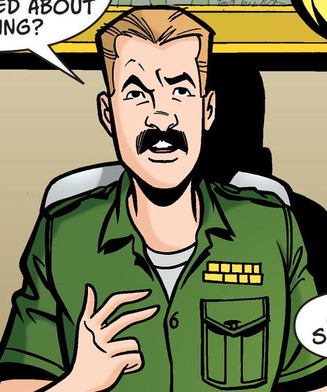 Sergeant Williams