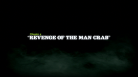 Revenge of the Man Crab title card