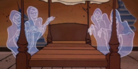 Ghosts under the bed (Scoobygeist)