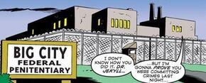 Big City Federal Penitentiary