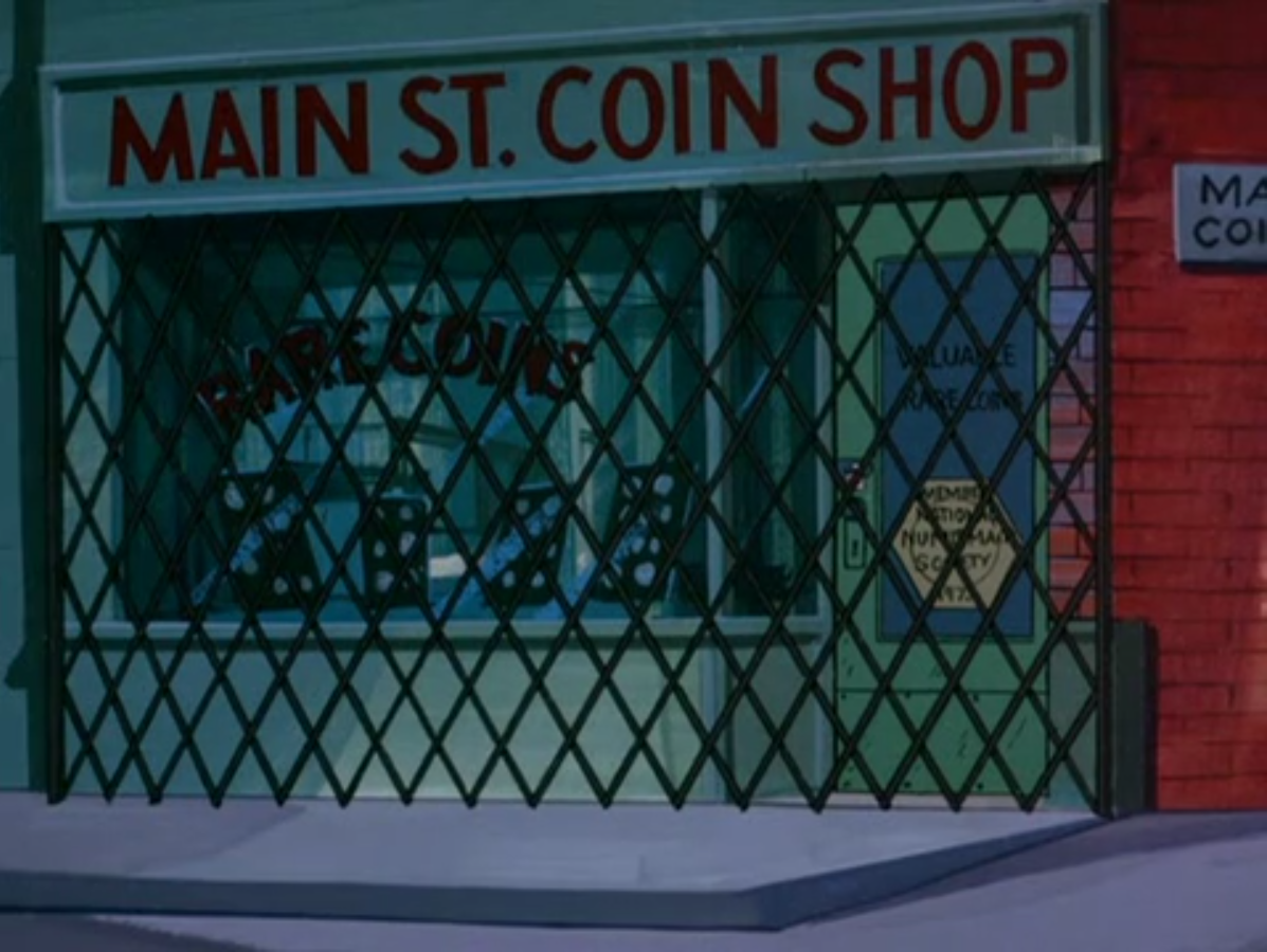 Main St Coin Shop
