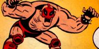 Phantom of the Wrestling Ring
