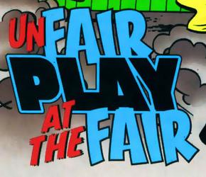 Unfair Play at the Fair title card