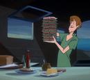 Super Shaggy Sandwich