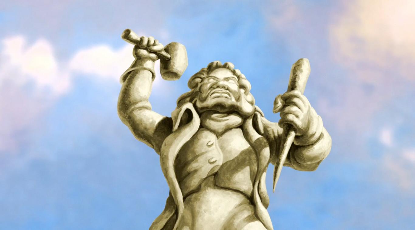 Abraham Van Helsing
