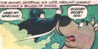 The Faceless Phantom (Marvel Comics story)