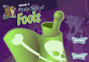 Pirate Ship of Fools title card