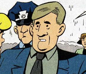 Deputy Mayor Leonard