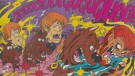 Scoob and Shag transform (Werewolf Are You?)