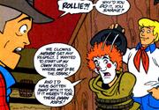 Rollie unmasked