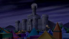 Glasburgh Castle